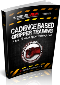Cadence Based Training - Get Better on Grippers