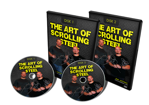 The Art Of Scrolling Steel Review By Jedd Johnson